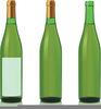 Free Clipart Of Champagne Bottles Image