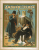 Around The Clock, Or Fun In A Music Hall The Funniest Show In The World. Image