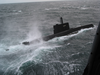 The Norwegian Ula Class Submarine Utstein (knm 302) Participates In Nato Exercise Odin-one Image