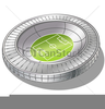 Pictures Football Stadium Clipart Image