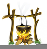 Campfire Clipart Free Image