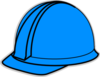 Blue Hard Hat Md Image