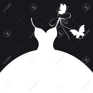 Clipart Dress Wedding Image