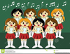 Christmas Choir Clipart Free Image