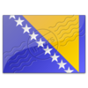 Flag Bosnia And Herzegovina Image