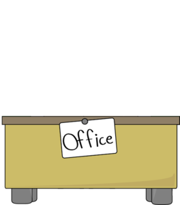 Office Table Free Images At Vector Clip Art