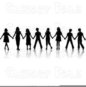 Silhouette Free Clipart Of People Image