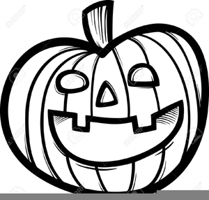 Black White Pumpkin Clipart Free | Free Images at Clker ...