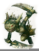 Female Goblin Pathfinder Image