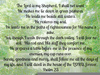 Psalms Clipart Image