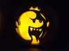 King Boo Pumpkin Image