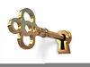Types Of Keys Clipart Image