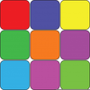 Colorful Squares Clipart Image