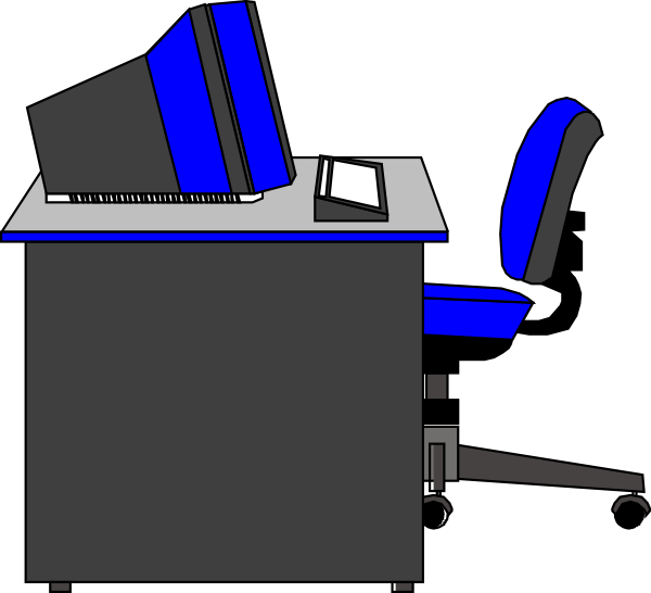 office clipart database-#33