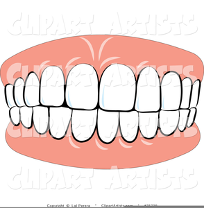Animated Chattering Teeth Clipart | Free Images at Clker ...