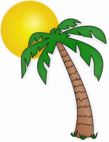 palm tree border clipart free images at clker com vector clip rh clker com palm tree border clip art free Palm Tree Outline Clip Art