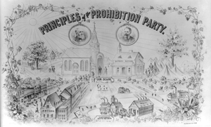 Principles Of The Prohibition Party Image