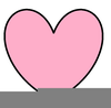 Hearts Valentines Day Clipart Image