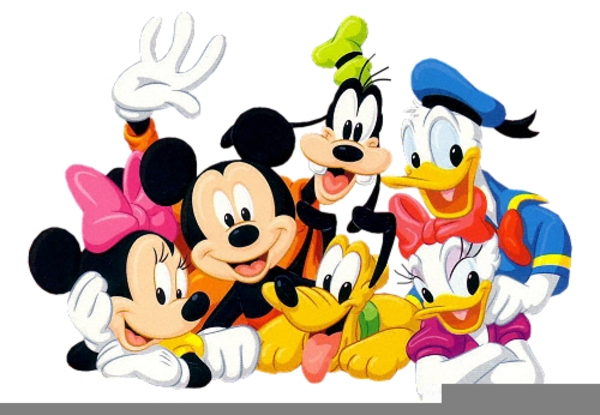 Disney mickey and friends clipart free images at vector clip art online royalty - Mickey mouse et ses amis ...