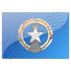 Flag Northern Mariana Islands Image
