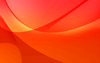 Red An Orange Gradient Abstract Wallpaper Image
