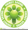 Saving Energy Clipart Free Image
