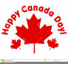Free Canadian Maple Leaf Clipart Image