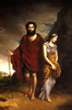 Oedipus And Antigone Image