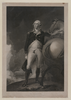 George Washington Leaning On A Horse Image