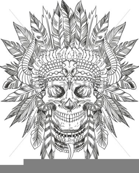 American Indian Clipart Free Free Images At Clker Com