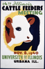 14th Illinois Cattle Feeders Meeting Nov. 8, 1940, University Of Illinois, Urbana, Ill. Image