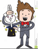 Magic Rabbit Clipart Free Image