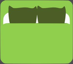 bed 3 clip art at clker com vector clip art online royalty free rh clker com