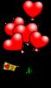 Heart Balloons Clip Art