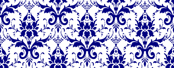 tiffany blue damask clip art at clker com vector clip art online