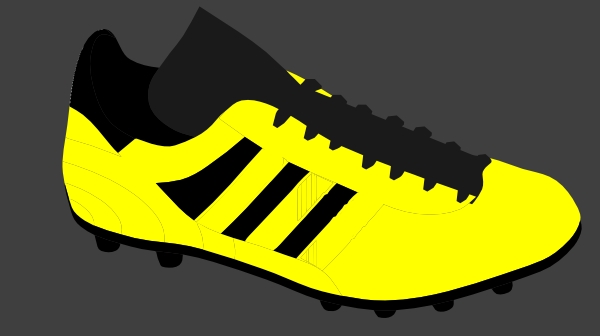 football shoes clipart - photo #5