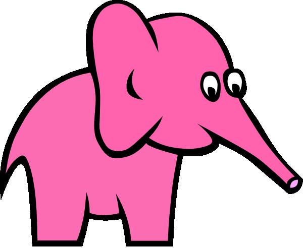 A Fuchsia Elephant