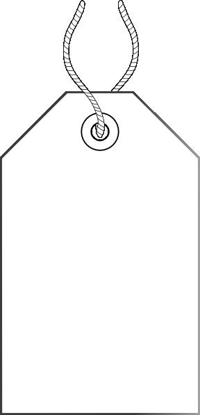 White Label Clip Art at Clker.com - vector clip art online ...
