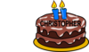 2nd Birthday Cake Clip Art
