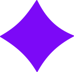 Purple Diamond Clip Art