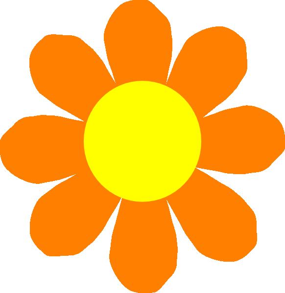 orange flower clip art at clker com vector clip art flower pot clip art transparent flower pot clip art outline