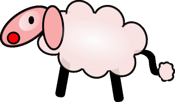 lamb clip art cartoon - photo #25