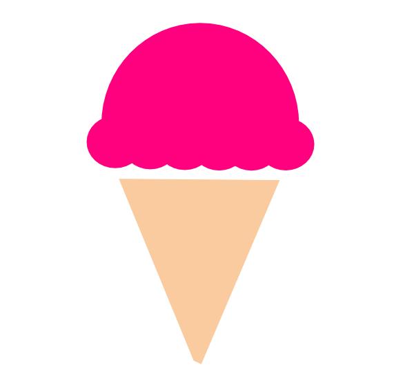 Ice Cream Clip Art at Clker.com - vector clip art online, royalty free ...