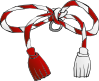 Martisor String Clip Art