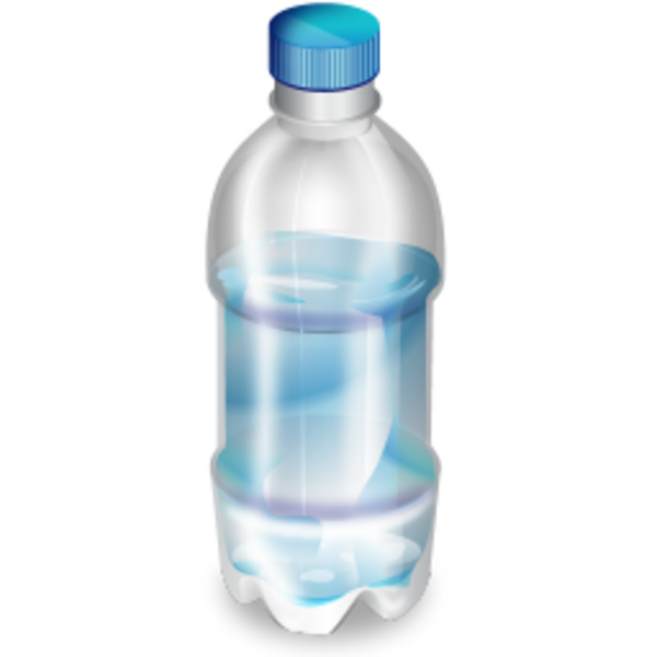 Water Bottle Graphic: Free Images At Clker.com - Vector Clip Art