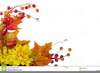 Free Clipart Of Fall Leaves Image