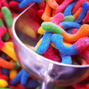 Rainbow Gummy Worms Image