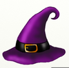 Free Witch Hat Clipart Image