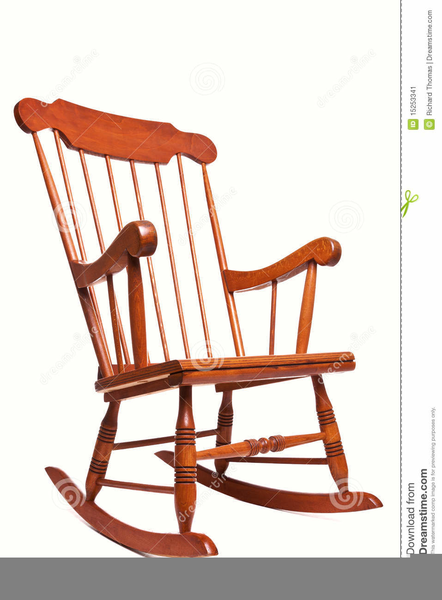 Animated Rocking Chair Clipart Free Images At Clker Com Vector