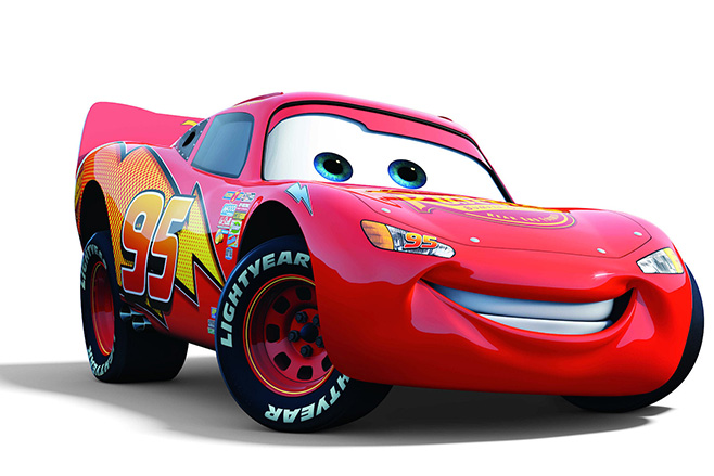 Lightning Mcqueen Cars Free Images At Clkercom Vector Clip - Cars cars